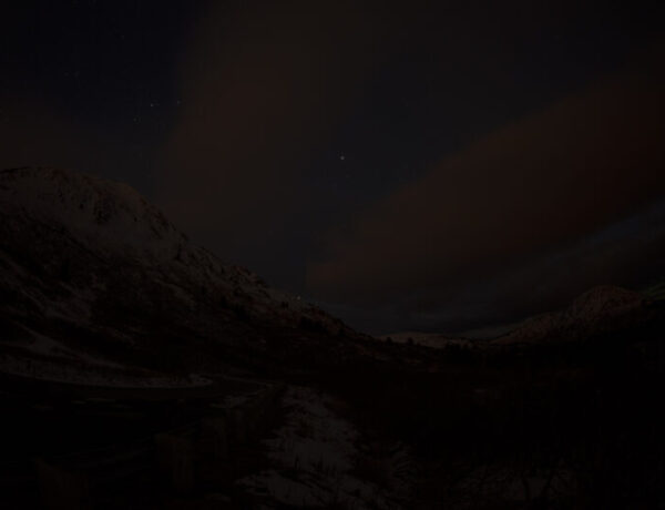 Kodiak, Alaska, island, photography, night photography