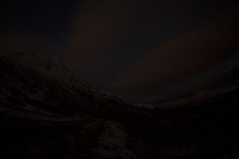 Kodiak, Alaska, island, photography, night photography