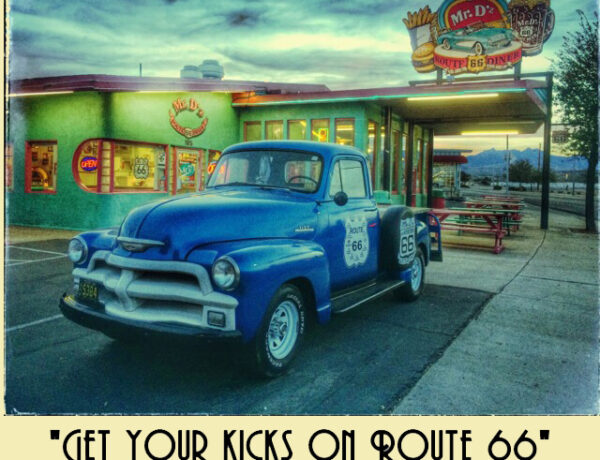 Route 66, snapseed app, Perfect Image app, photo app