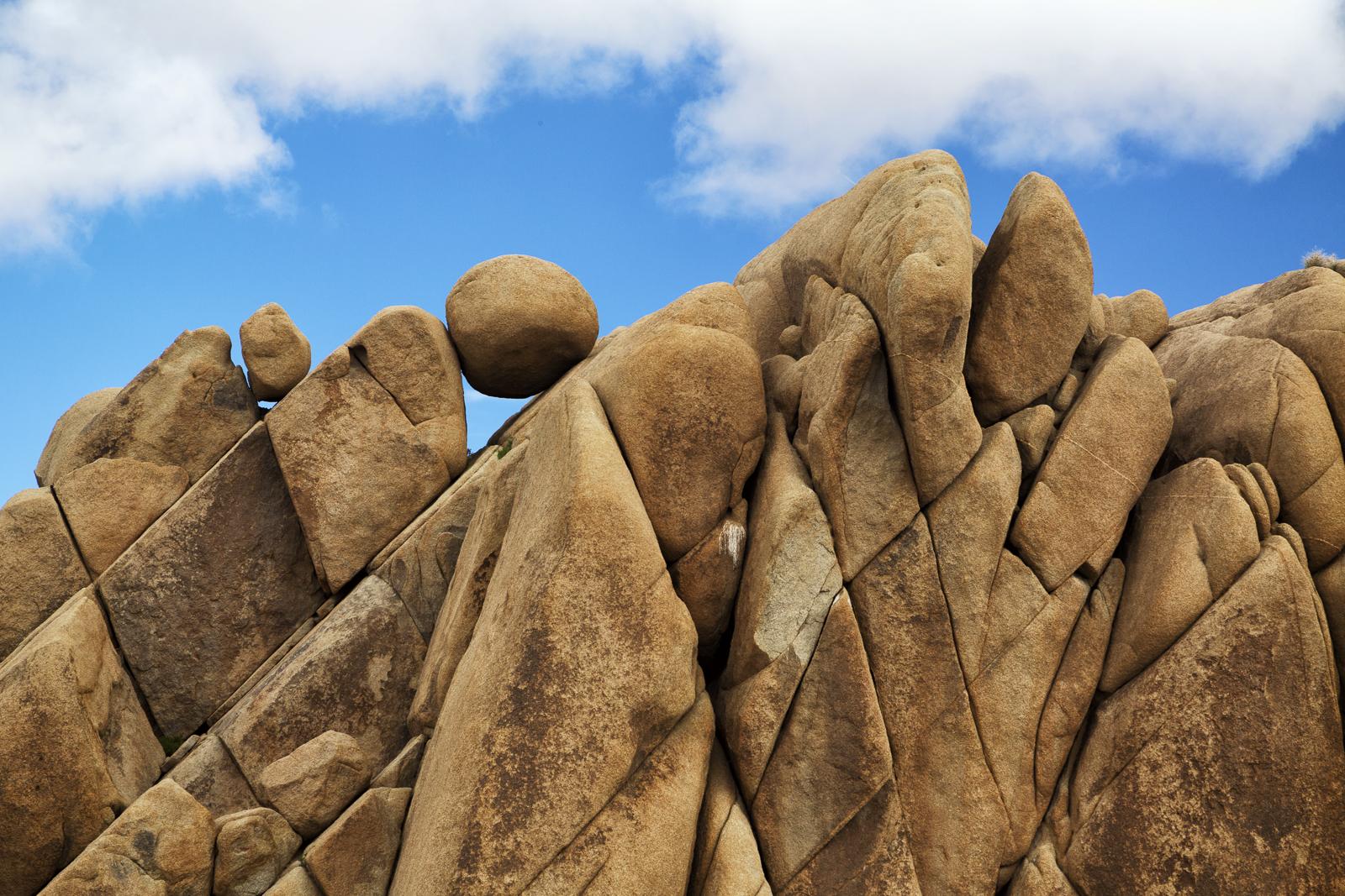 Joshua Tree National Park, rocks