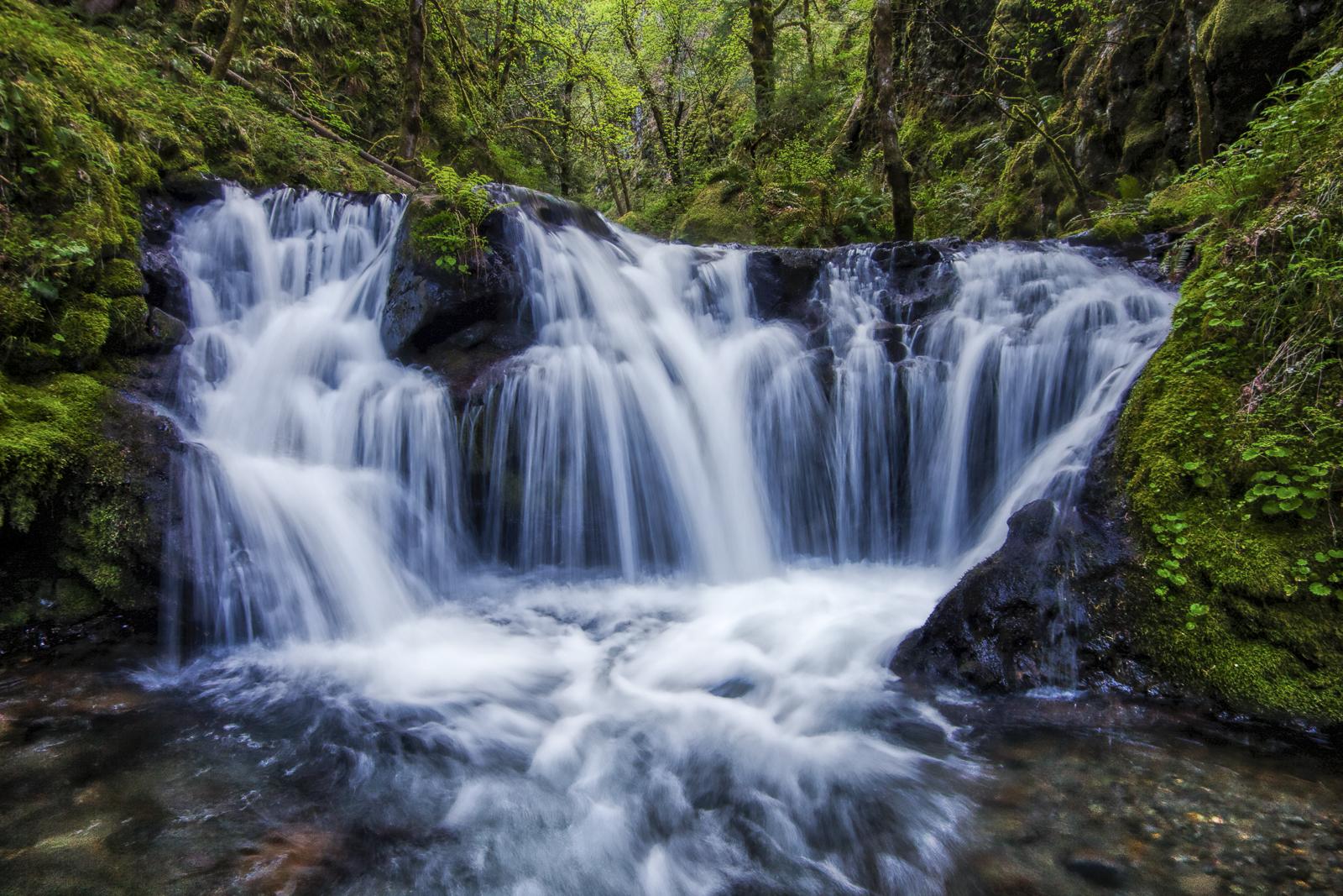 waterfall, Oregon