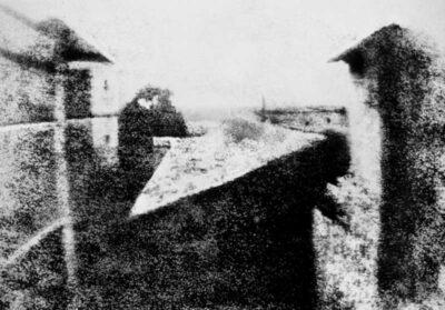 first photograph,